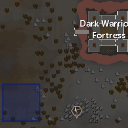 Demon Flash Mob (level 13 Wilderness) location