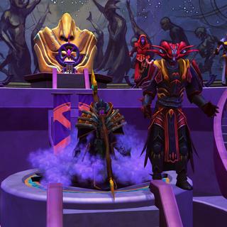Zaros é derrotado e Zamorak ascende à Divindade.