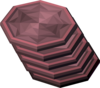 Crimson charm slice detail