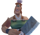 Sinuman (food merchant)