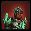 Stoneheart armour icon (male)