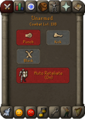 Combat styles interface old3