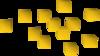 Pineapple chunks detail