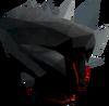 Tectonic mask (blood) detail