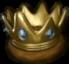Jagex moderator crown detail