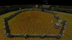 Rat Pits fight