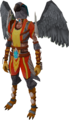 Aviansie Skyguard outfit equipped (female).png