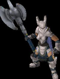 Saradominist crusader 1