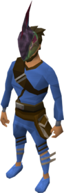 Mask of Vines equipped