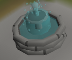 Ardougne fountain