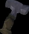 Hammer (o) detail