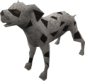 Dalmatian puppy (black) pet.png