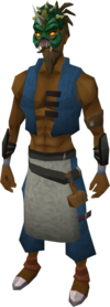 Mask of Gloom equipped
