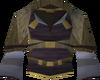 Tribal top (pink, Loyalty) detail
