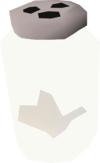 Snowy knight (item) detail