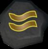 Earth rune (Runespan) detail