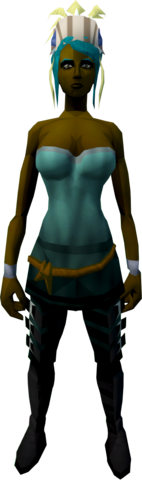 File:Feather headdress (yellow) equipped.png