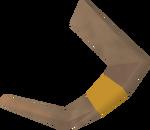 Mammoth tusk detail