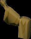 Sandstone body detail