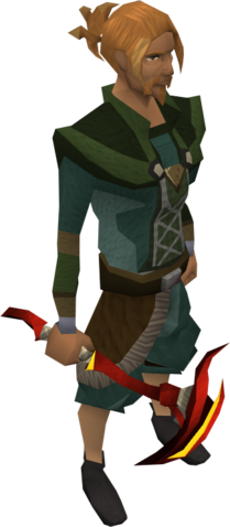 File:Gilded dragon pickaxe equipped.png