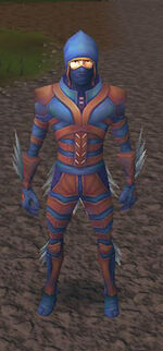 Nimble outfit male front news image