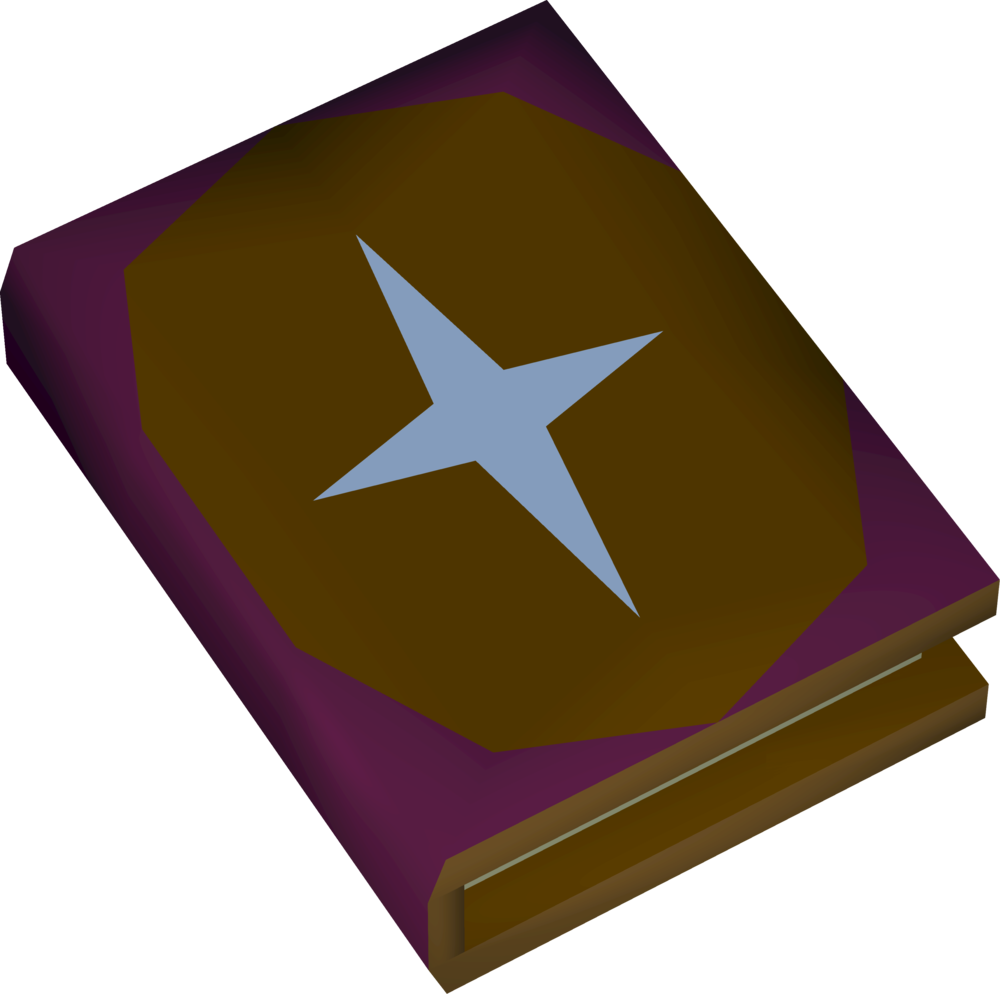 Prayer book detail