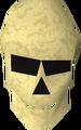 Skull detail
