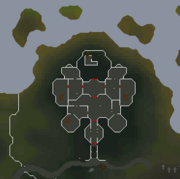 Fenkenstrain's Castle map