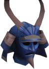 Samurai helmet chathead