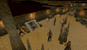 Edgeville Resource Dungeon (Chaos Druid) entrance