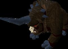 Kolodion dark beast form