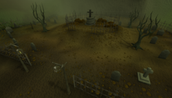 Graveyard overview