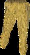 Desert camo legs detail