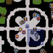 Crystal tree (Prifddinas) location