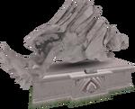 2015 Tuska statue