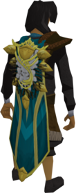 Cloak of Winter equipped