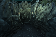Dorgesh-Kaan entrance
