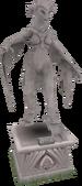 2011 Nex statue