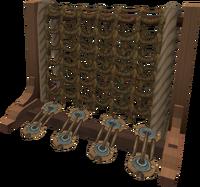 Fishing net (built)