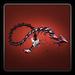 Brutal whip icon