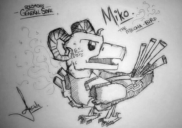 File:Miko the Mecha Bird design a pet news image.jpg