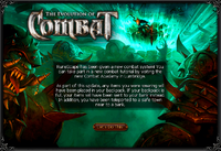 Entering the Evolution of Combat