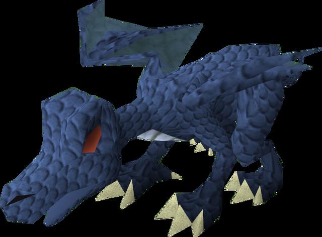 File:Hatchling dragon (blue) pet old.png
