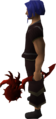 Off-hand dragon mace equipped.png