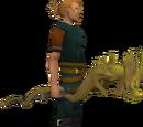 Dragon staff (override)