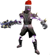 Karil the Tainted (shadow) (christmas)