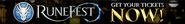 RuneFest 2014 tickets lobby banner