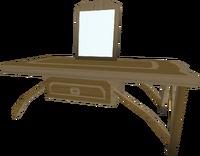 Teak-dresser