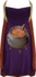 Cooking cape (t) detail