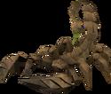 Grave scorpion